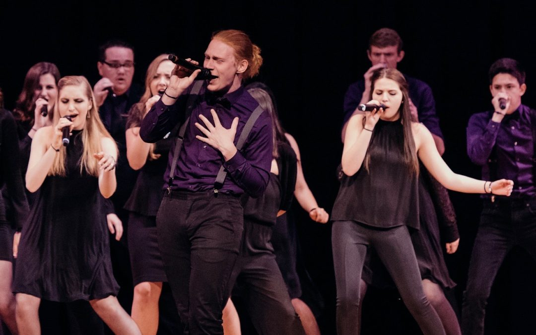 Just Do It: Getting the Best out of Your A Cappella Group with Arrangements