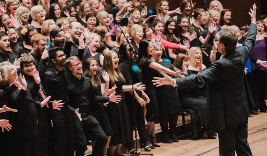 6 Contemporary A Cappella Pieces You Can Do with Your Large Choir
